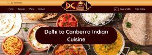 Delhi to Canberra Indian Restaurant in Canberra