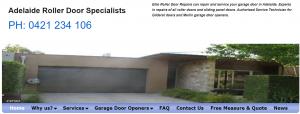 Elite Roller Door Repairs in Adelaide