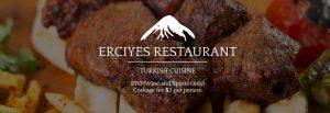 Erciyes Restaurant Turkish Cuisine in Sydney