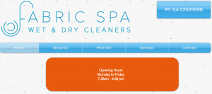 Fabric Spa Wet & Dry Cleaners in Perth