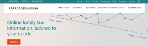 Farrar Gesini Dunn Divorce Lawyers in Canberra