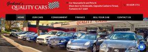 Gerhard's Quality Cars Mazda Dealer in Canberra