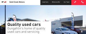 Gold Creek Motors Mazda Dealer in Canberra