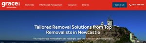 Grace Removals Logistic Services in Newcastle