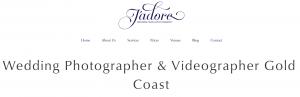 J'adore Wedding Videos & Photography in Gold Coast