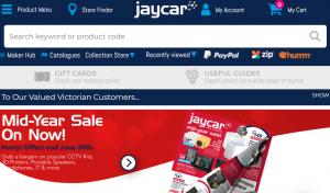 Jaycar Electronics in Melbourne