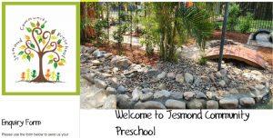 Jesmond Community Preschool in Newcastle