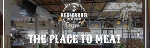 Keg and Barrel Steakhouse Bar & Grill in Adelaide
