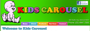 Kids Carousel Baby Supplies in Newcastle