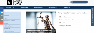 Lamont Law Criminal Lawyers in Newcastle