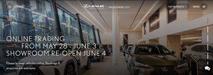 Lexus Car Dealership in Melbourne