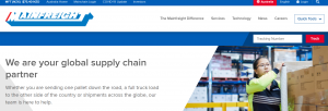 Mainfreight Logistic Experts in Newcastle