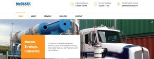 Mcgrath Newcastle Pty Ltd. Logistics Experts in Newcastle
