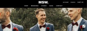 Mens Suit Warehouse in Melbourne
