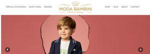 Moda Bambini Kids' Clothing in Perth