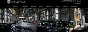 Nick Theodossi Car Dealership in Melbourne