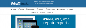 OnTheGo Phone & Computer Repairs in Melbourne