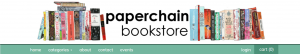 Paperchain Book Store in Canberra