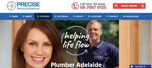 Precise Plumbing & Electrical Adelaide