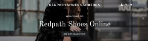Redpath Shoes in Canberra