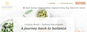 Sanatio Naturopathy in Sydney
