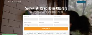Simply Maid Sydney Cleaning Services