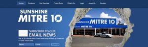 Sunshine Mitre 10 Hardware in Brisbane