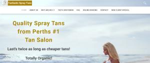 Tanfastic Spray Tans in Perth