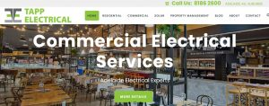 Tapp Electrical in Adelaide