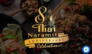 Thai Naramit Restaurant in Brisbane