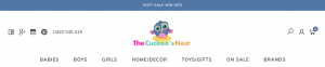 The Cuckoo's Nest Kids' Clothing in Perth