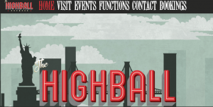 The Highball Express Dance Club in Canberra