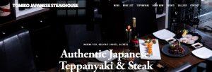 Tomiko Japanese Steak House in Adelaide