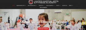 United Martial Arts & Fitness Academy in Perth