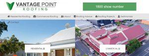 Vantage Point Roofing in Brisbane