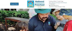 Wallsend Community Preschool in Newcastle
