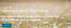 William Cole Funerals in Canberra