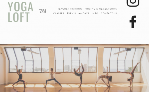 Yoga Loft in Newcastle