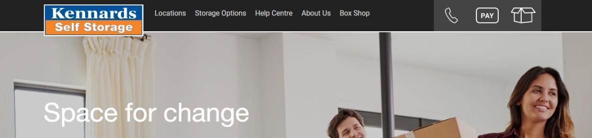 Storage facilities self storage