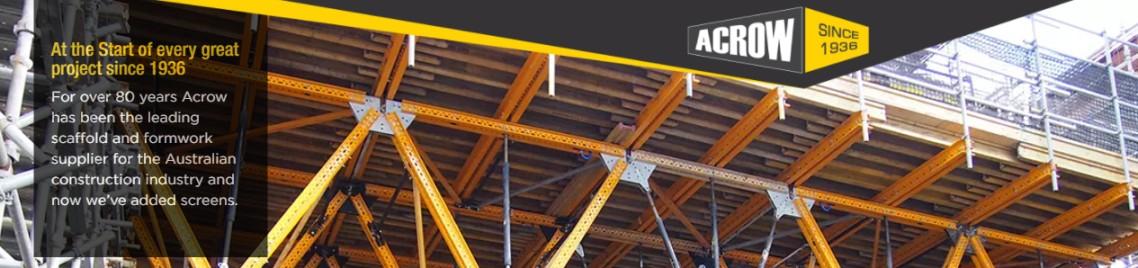 Australian scaffolding supplies.