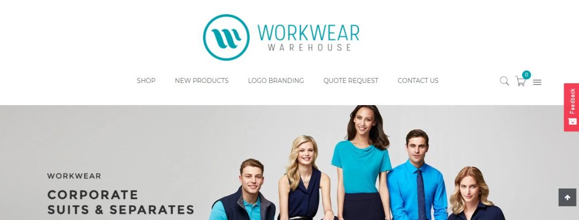 Buy workwear and uniforms Australia