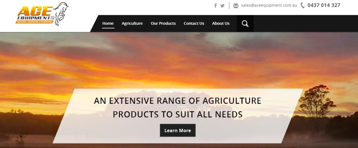 Australia farm equipment