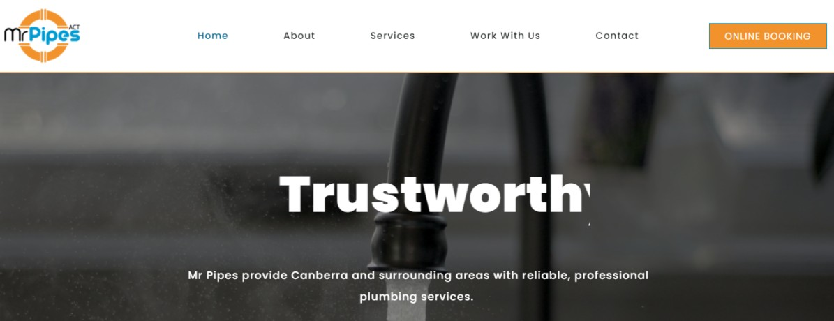 Plumbers in Canberra