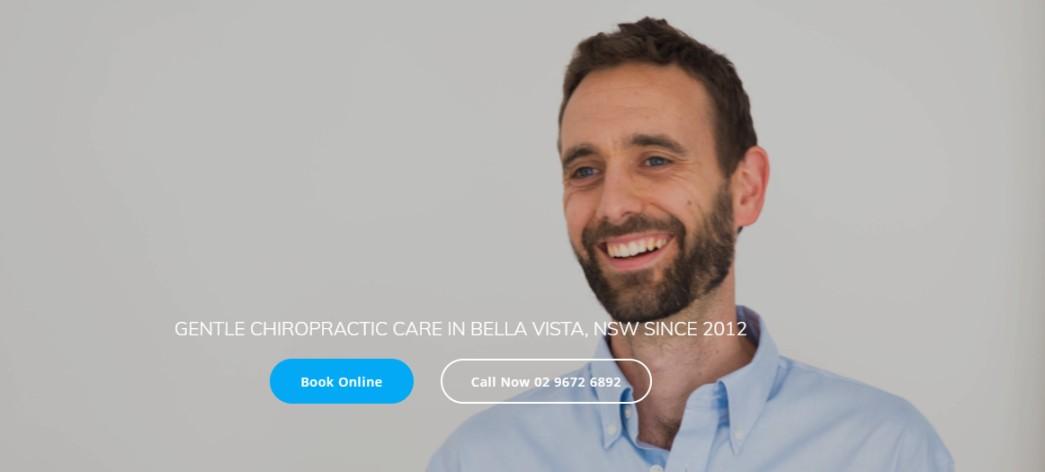 Norwest Sydney chiropractor
