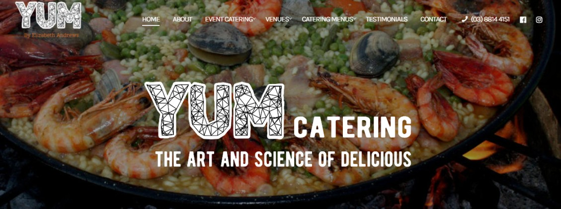 Melbourne companies catering