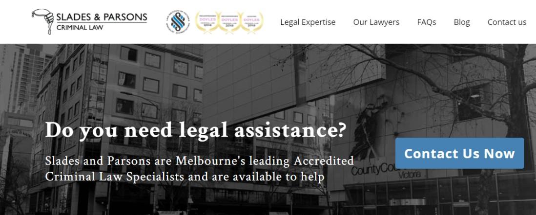 Law firm Melbourne criminal law