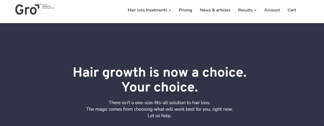 Hair transplant Melbourne places