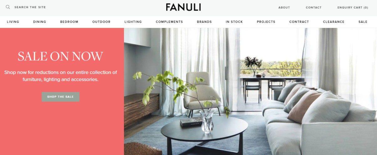 Furniture companies Sydney