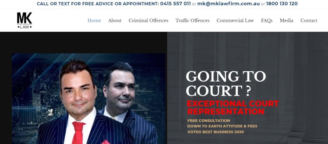 Melbourne lawyers criminal