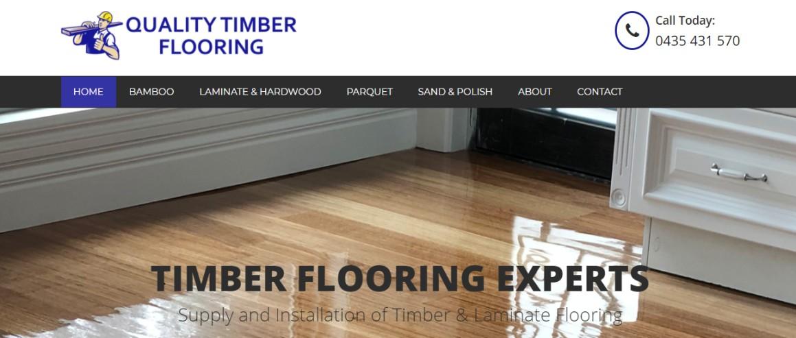 Timber floor providers best in Melbourne